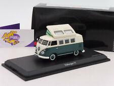 "Schuco 03544 # Volkswagen VW Bus T1b Baujahr 1964 "" Westfalia Camper "" 1:43 TOP"