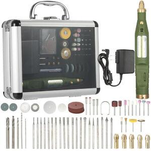 Electric Mini Grinder Engraver Polishing Tool Brush Drilling Kit Craft DIY Set