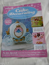 DeAGOSTINI FAIRYTALE  SPECIAL CAKE DECORATING MOULDS CUTTERS STENCIL POP STICKS