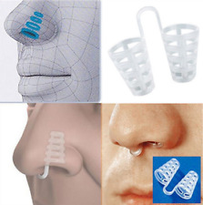 Nase Schnarchstopper Anti Schnarchen Nasenclip Nasenspreizer Schnarch Ring