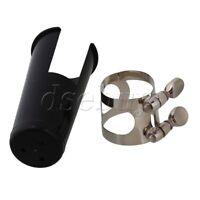 Bb Clarinet Mouthpiece Metal Ligature/ cap clip fastener