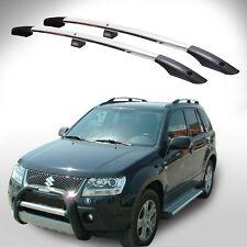 Suzuki Grand Vitara a Partir Año Fab. 2005 Aluminio Barras Techo Baca con Tüv Y