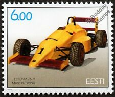 ESTONIA 26-9 (26/9) TARK Racing Car Stamp (2001)