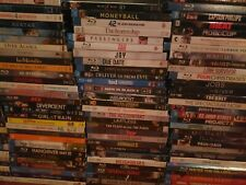 BLU-RAY Movie Lot $5 Each! U PICK YOUR MOVIES (ALL HAVE SLIPCOVER) $3 TOTAL S/H