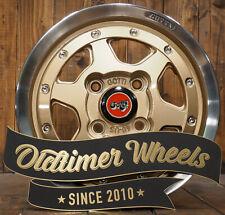 "GOTTI US-40 Split Alloys Original Wheels 13"" 5.5JX13 ET30 4x108 Ford Peugeot"