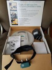 Petsafe Pirf 300 Indoor Radio Fence Transmitter Including Collar