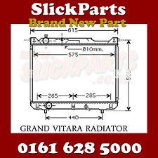 SUZUKI GRAND VITARA RADIATOR 2.0 TDi HDi 1997 1998 1999 2000 2001 *NEW*