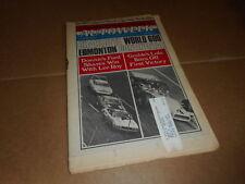 JUNE 13 1970 AUTOWEEK vintage car magazine CHARLOTTE WORLD 600