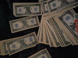 Vintage Play Money! American eagle, No 4107 Whitman Publishings