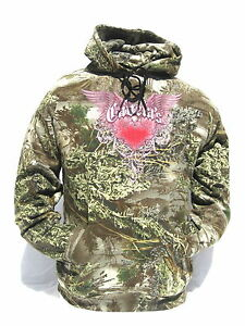 Cabela's Women's Realtree Advantage Max-1 Silent Heavyweight Hunting Hoodie