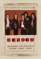 Live! Extended Versions by Kansas (Cassette, Mar-2000, BMG Special Products)