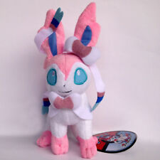 Sylveon Pokemon XY Plush Intertwining from Eevee Stuffed Animal Toy Figure 7""