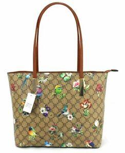 Small Ladies Flower Detailed Shoulder Bag Fashion College Uni Casual Handbag Blk