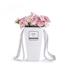 Sweet Gift Presentation Boxes Plants Glossy Living Vase ML Bouquet Flower Boxes