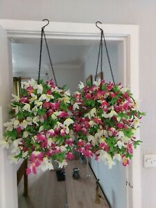 Artificial Hanging Baskets