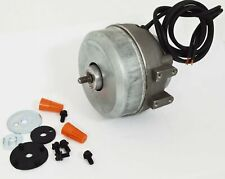 Condenser Evaporator 230V 9W 1 PH 1550 RPM CW replace TRUE 800404 and many more