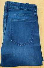 GAP JEANS 27R PERFECT BOOT JEANS GAP WOMENS 27R PERFECT BOOT JEANS 1969 DENIM