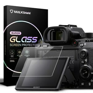 Tempered Glass LCD Screen Protector For Sony A7C A7II A7III A7RII A7RIII A7RIV