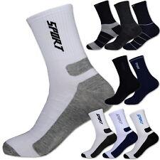 12-24 Paar SPORT Socken ? Tennissocken Herren Baumwolle weiß schwarz Funktion ?