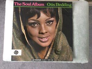 Otis Redding The Soul Album 587011 A2 B2 Mono V