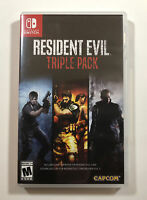 Resident Evil 4 & 5 - NO 6 (Nintendo Switch, 2019) PLEASE READ