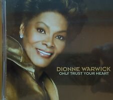 Dionne Warwick CD ~ Only Trust Your Heart 2011 ~ US Import