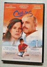 Canvas* (DVD, 2008) New Sealed