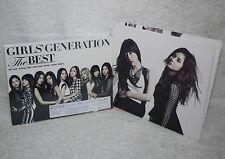 "Girls' Generation THE BEST 2014 Taiwan Ltd CD+DVD+64P+""Folded"" poster"