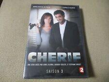 "COFFRET 4 DVD NEUF ""CHERIF - SAISON 3"""