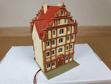 Vollmer Spur N 19521 - Altstadthaus mit LED Beleuchtung