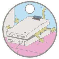 Pathtag  30550  -   Cat  Scan   -geocaching/geocoin/extagz alt.  *Retired*