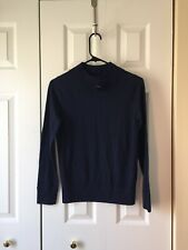 NWT Club Monaco Malone Merino Sweater in Navy, Size S