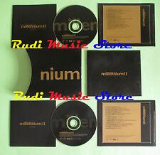 CD MUSIC MILLENNIUM II compilation 2001 QUEEN JOHN LENNON U2 ABBA GENESIS (C71)