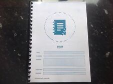 Safer Food Better Business For Caterers 12 month diary black and white print