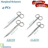 Ciseaux Chirurgicaux Habillement Dissection Chirurgie Tissue Set Opération,