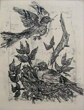 Pablo Picasso Lithograph Le Chardonneret / The Goldfinch 1948