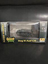 1/72 WW2 1942 Africa Stug III Ausf C/D Easy Model Plastic Die cast 36139