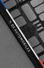 2 x Citroen Euro License Plate Frame