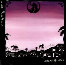 RED AUNTS Ghetto Blaster CD NEW PROMO PUNK EPITAPH