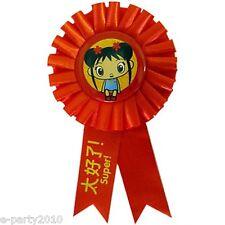 NI HAO KAI-LAN GUEST OF HONOR RIBBON ~ Birthday Party Supplies Award Favors Nick