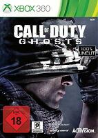 Call of Duty - Ghosts für XBOX 360 100% UNCUT Neu und OVP