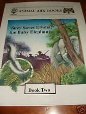 ANIMAL ARK CHILDRENS BOOK BABY ELEPHANT BOOK TWO