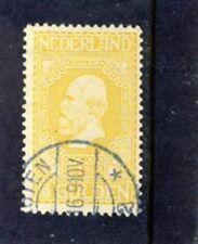 Nederland  100 jubileum 1913      mooi gestempeld