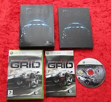 Grid Racedriver, XBox 360 Spiel Inkl. Grid Racedriver Making of DVD