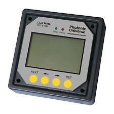 Misuratore a Distanza/Display/monitor per doppia batteria pannello solare charge controller