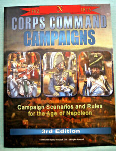 Corps Command Campaigns - Scenarios & Rules for the Age of Napoleon