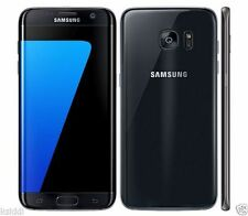 Samsung Galaxy S7 EDGE SM-G935FD DUAL SIM BLACK 4G LTE FACTORY UNLOCKED 32GB NEW