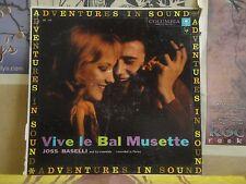 JOSS BASELLI, VIVE LE BAL MUSETTE - LP WL 129