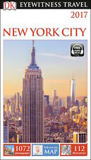 DK Eyewitness Travel New York City 2017 (USA) *SPECIAL PRICE - NEW*
