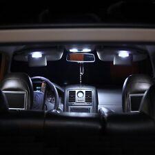 Audi A3 A4 A5 S3 S4 Q7 8L 8P B5 4B - Innenraumbeleuchtung Set - 6 LED SMD - weiß